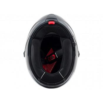 фото 4 Мотошлемы Мотошлем LS2 FF325 Strobe Black Gloss M