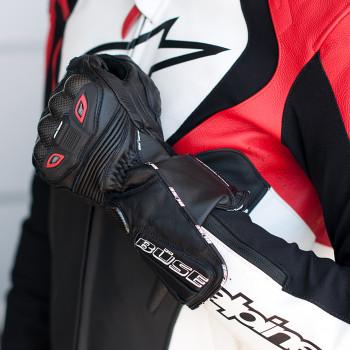 фото 2 Мотоперчатки Мотоперчатки Buse Motegi Handschuh (300540) Black 11