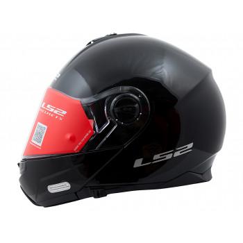фото 3 Мотошлемы Мотошлем LS2 FF325 Strobe Gloss-Black S
