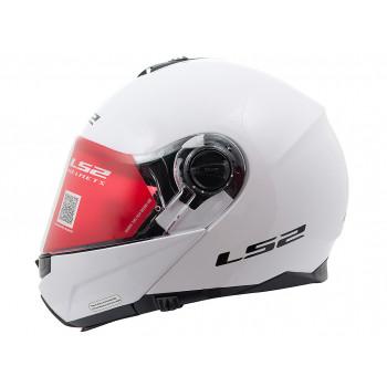 фото 4 Мотошлемы Мотошлем LS2 FF325 Strobe Gloss-White L