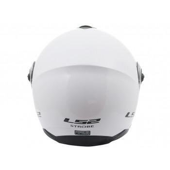 фото 2 Мотошлемы Мотошлем LS2 FF325 Strobe Gloss-White L