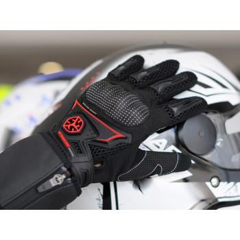 фото 3 Мотоперчатки Мотоперчатки Scoyco MC23 Black L