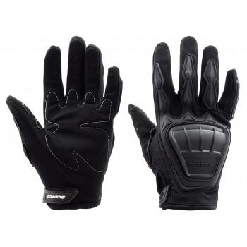 фото 1 Мотоперчатки Мотоперчатки Scoyco MC08 Black L