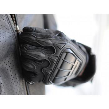 фото 3 Мотоперчатки Мотоперчатки Scoyco MC08 Black L