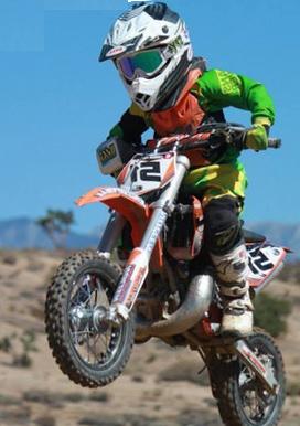 детский шлем для мотоцикла