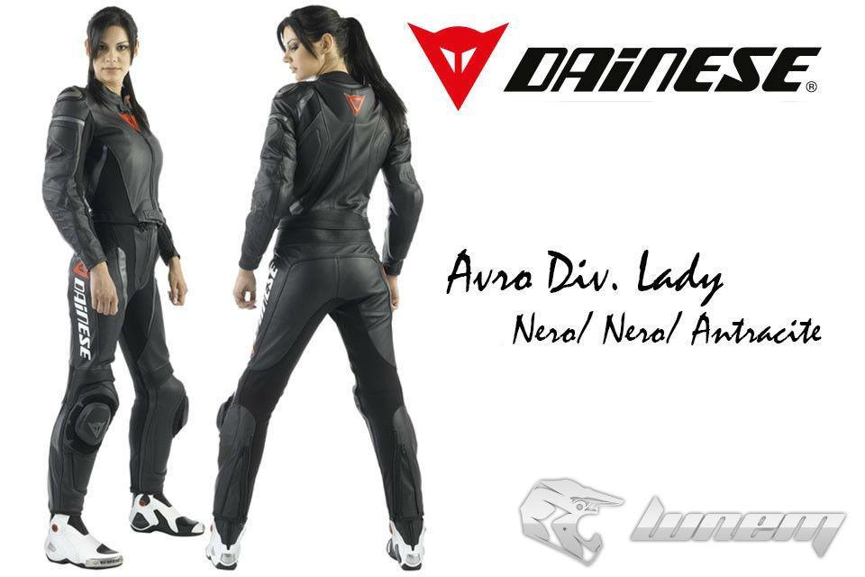 Раздельный мотокостюм Dainese