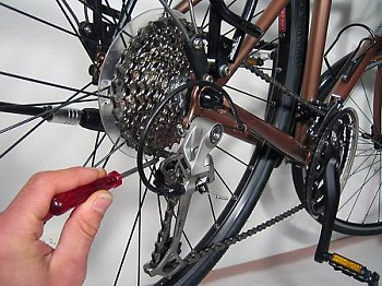 отвертка для велосипеда