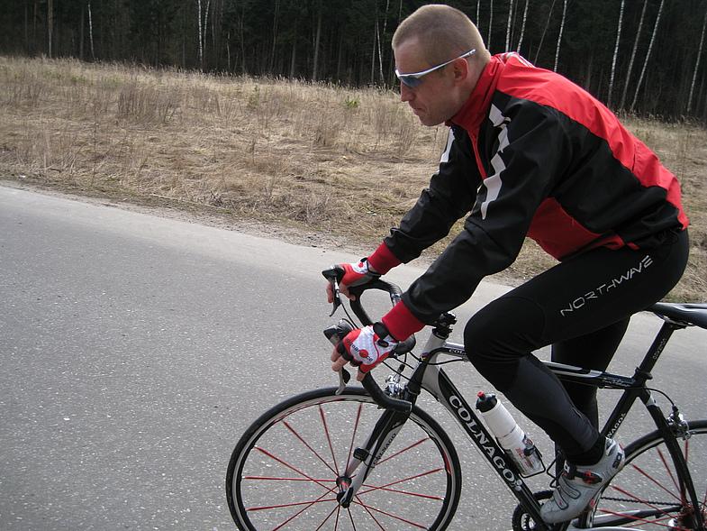 велокуртка мембранная функциональная