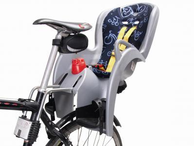крепление велокресла сзади