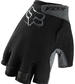 велоперчатки без пальцев Fox