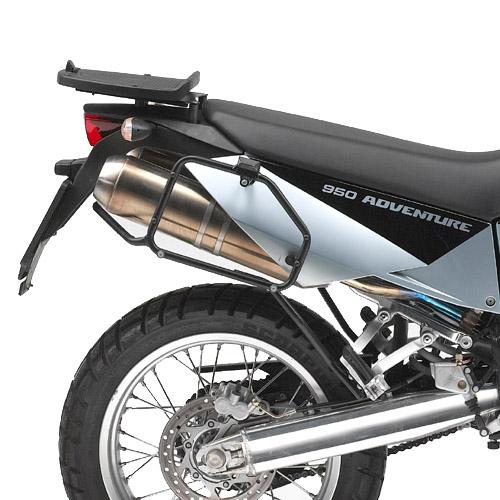 Крепление для кофров на мотоцикл своими руками