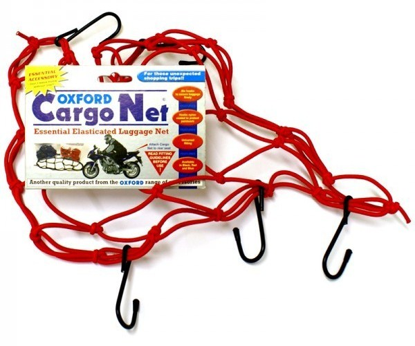 ����� �������� Oxford Cargo Net Red OF128