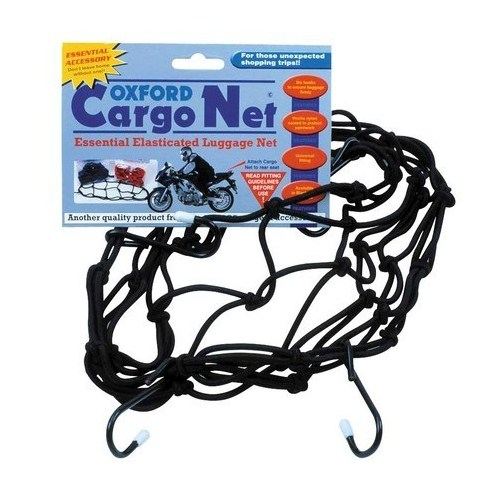 ����� �������� Oxford Cargo Net Black OF127