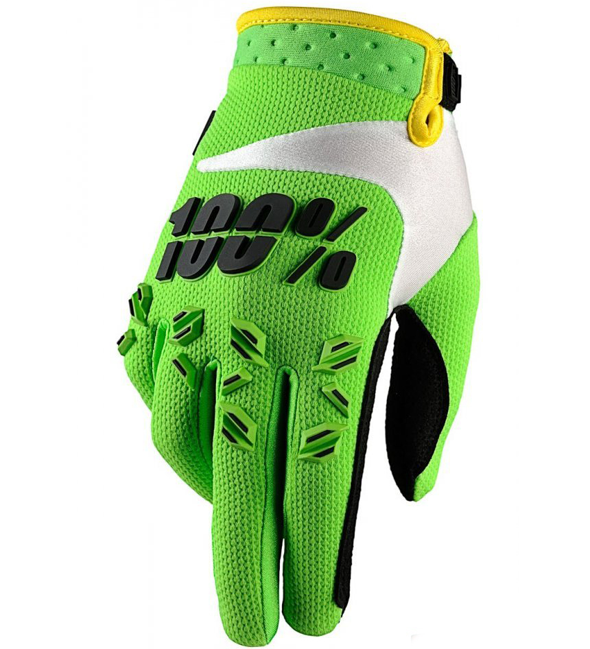 100% ������������ Ride 100% Airmatic Lime Green S