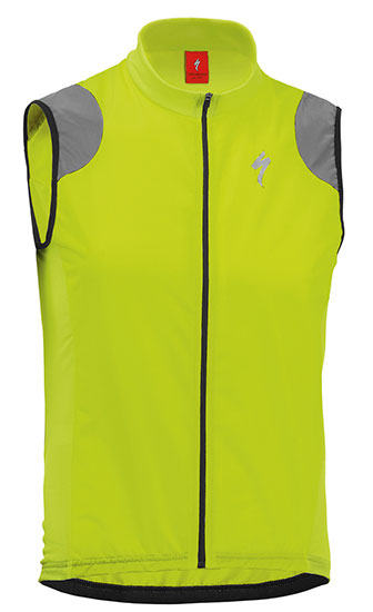 Веложилет Specialized Safety Vest Yellow Fluo M 99060