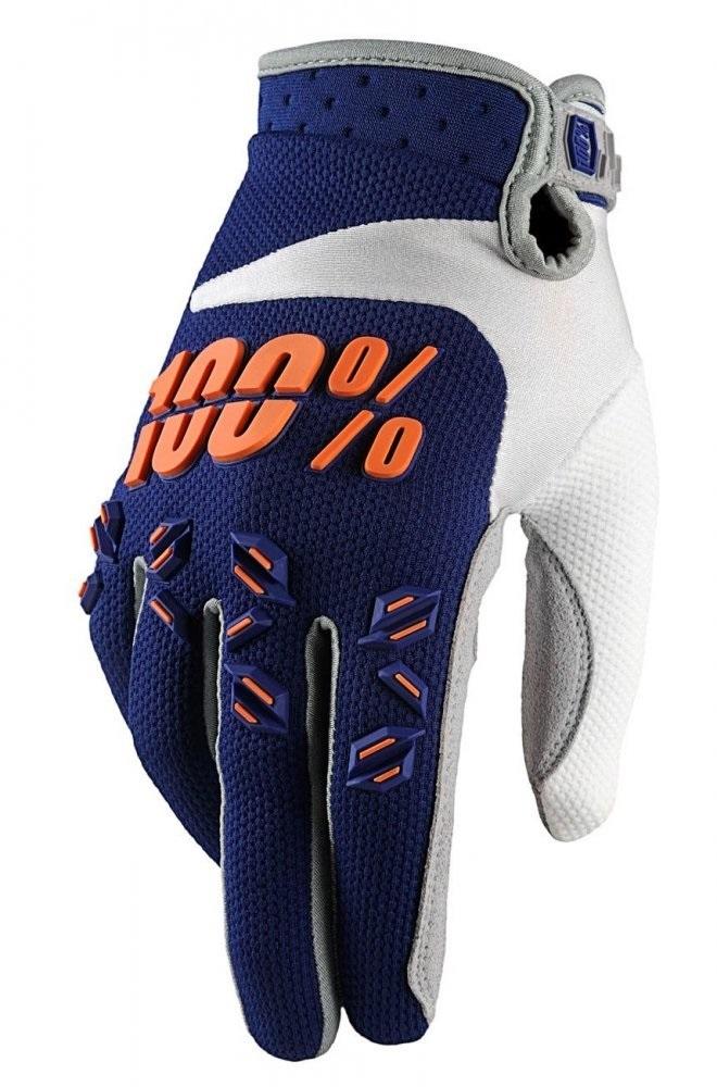 100% ������������ 100% Armatic Blue-Orange S/M