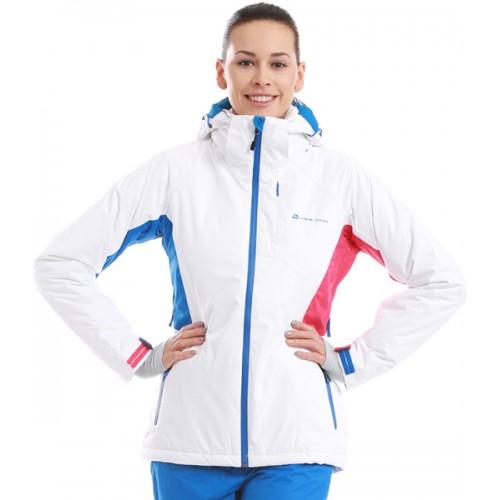 alpine pro Горнолыжная куртка женская Alpine Pro Bellino White S