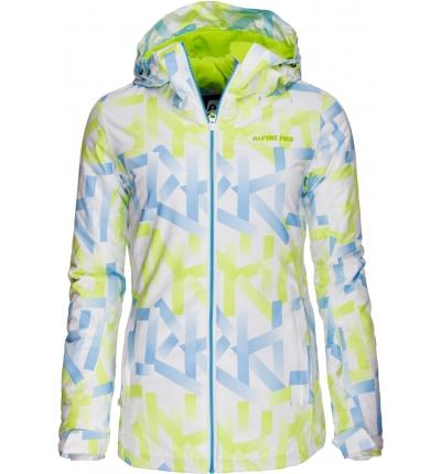 alpine pro Горнолыжная куртка женская Alpine Pro Duse White XL