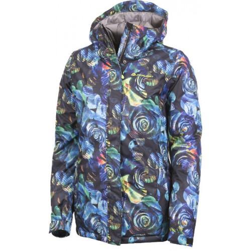 alpine pro Горнолыжная куртка Alpine Pro Cordelia 2 Black-Blue L