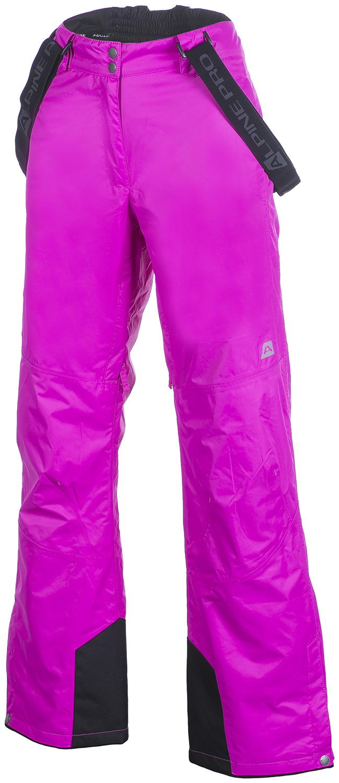 alpine pro Горнолыжные женские штаны Alpine Pro Minnie 2 Pink L