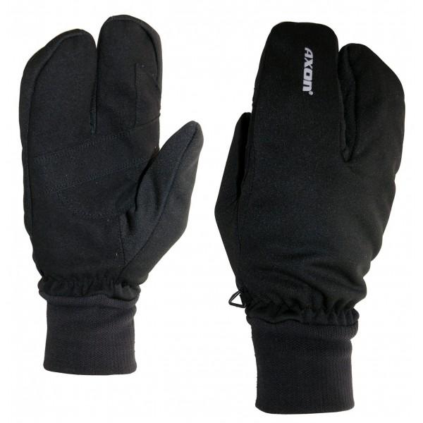 Велоперчатки Axon 530 Black S CLO-A1-20