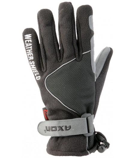 Велоперчатки Axon 650 Black S CLO-35-73