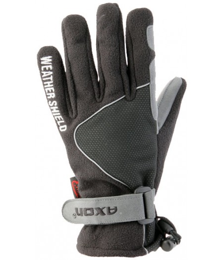 Велоперчатки Axon 650 Black XS CLO-35-91