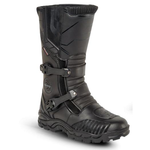 akito Мотоботы Akito Latitude Boots Black 7 (41)