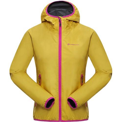 alpine pro Горнолыжная куртка женская Alpine Pro Tiva Yellow M