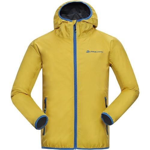 alpine pro Горнолыжная куртка мужская Alpine Pro Tiv Yellow L