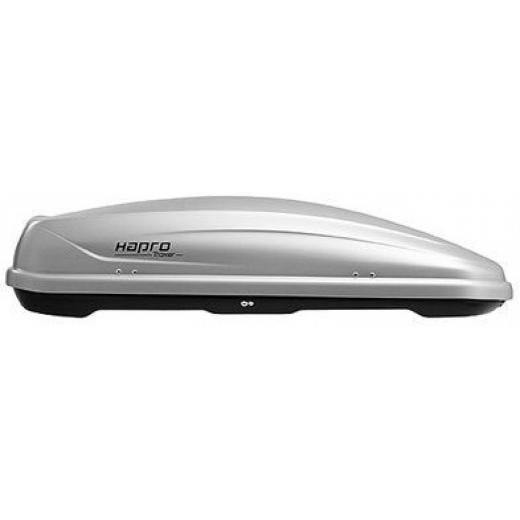 Багажный бокс Hapro Traxer 8.6 Silver-Grey HP 25904