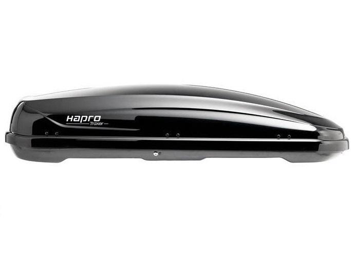 Багажный бокс Hapro Traxer 6.6 Brilliant Black HP 25910