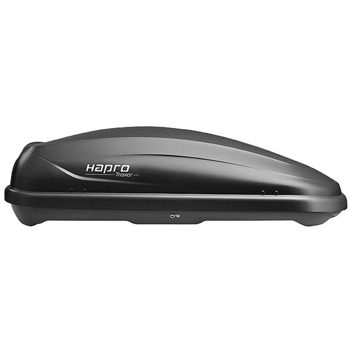 Багажный бокс Hapro Traxer 4.6 Anthracite DS HP 28885
