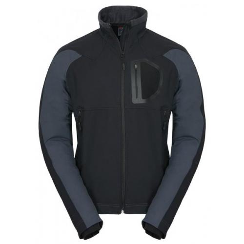 Cофтшельная куртка Hannah Plano Anthracite 2XL